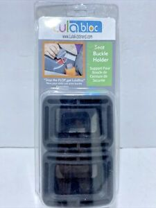 Lulabloc Standard Seat Belt Buckle Covers Holders Assist Child Independence