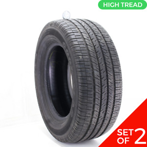 Set Of 2 Used 26560r17 Goodyear Eagle Rs A 108v 1032 Fits 26560r17