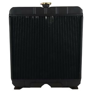New Radiator For Ford new Holland 1720 Compact Tractor 1920 Compact Tractor