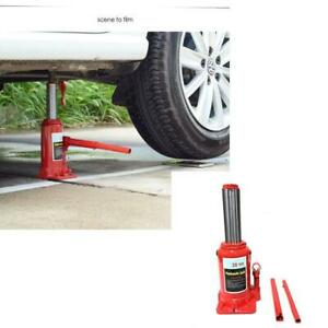 20 Ton Heavy Duty Garage Auto Car Hydraulic Bottle Jack Repair Stand Tool