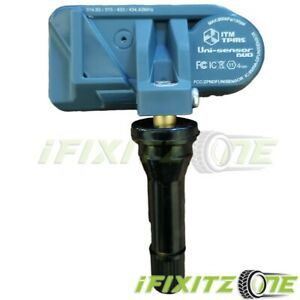 Itm Tire Pressure Sensor Dual Frequency Tpms For Hummer H3 06 10 qty Of 1