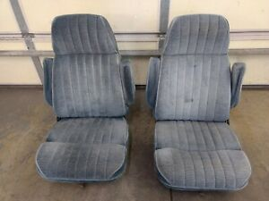 73 Up Square Body Oem Used Seats Bucket Seats Chevy gmc Truck Pickup