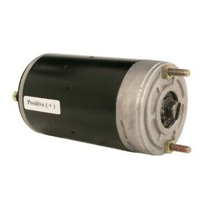New Meyer Snow Plow Motor 5235 Ground Post On Ce Cover 20813 430 21003 5235