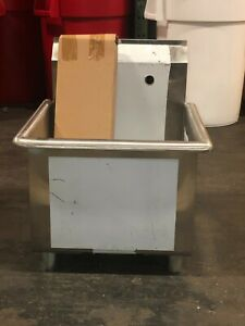 Stainless Steel 1 compartment Sink