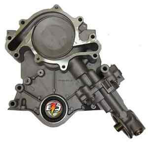 Ford 3 8 96 97 4 2 97 05 Timing Cover With Oil Pump New 1996 2005