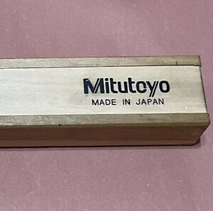 Mitutoyo 146 132 0 1 Spindle Type Groove