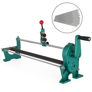Manually 26 5 Foil Paper Cutter Paper Roll Slitter Hot Stamping Supply New