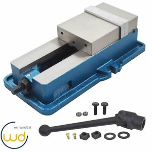 New 3 X 2 95 Without Base Lock Down Precision Milling Machine Vise