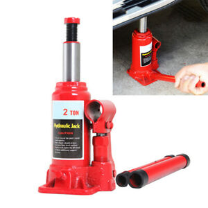 2 Ton Car Oil Pressure Jack Car Auto Changing Tires Tools Hydraulic Bottle Jack