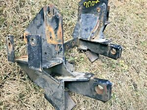 Used Fisher Plow Mounts Part 7170 2