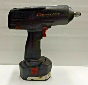 Snap On Ct3850 1 2 Impact Driver With Battery