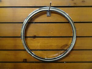 Truespoke Appliance Trim Rings For Cadiilac 14 Lip Lace Wire Wheels Gold In Lay