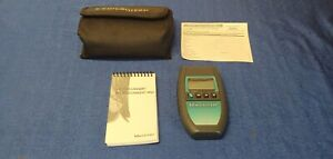 Microtest Microscanner Pro Ethernet Cable Tester 2947 4009 001