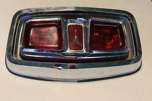 1964 Plymouth Sport Fury Taillight Assembly