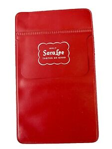 Vintage Sara Lee Pocket Protector From The 1960s New Old Stock $17.99