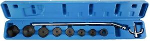Freeze Frost Plug Disc Installer Remover Tool Set With 18 Long Installer Handle