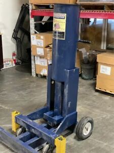 Used Hein Werner Automotive Hw93690 10 Ton End Lift Jack For Trucks Trailers