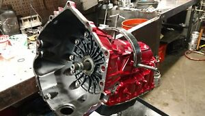 Gm 6l80e Transmission With Billet Converter Holds 1000 Hp Free Shipping
