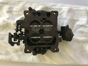 Oem 1959 Cadillac Rochester 4 Jet Carburetor Core Dated Df9