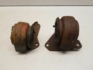 Set Of Engine Motor Mounts 2 2l Fits 94 95 96 97 Chevy S10 Pickup Oem