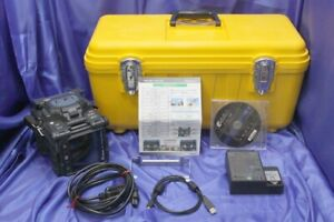 Fujikura Optical Fiber Fusion Splicer 18r 76
