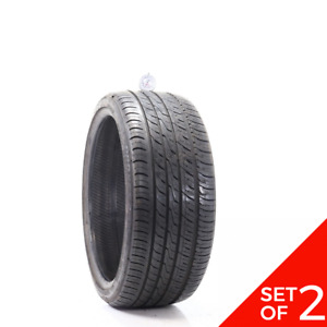 Set Of 2 Used 235 35r19 Toyo Proxes 4 Plus 91y 7 5 32