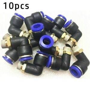 Connector L Fitting 10pcs Accessory For Coats Tire Changer Machine Parts Useful