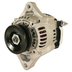 New Alternator For Ford new Holland 1120 Compact Tractor Sba185046220