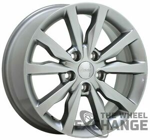 18 Jeep Grand Cherokee Dodge Durango Wheels Rims Factory Oem New Set 4 2492