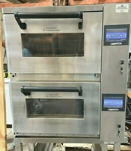 Ovention Milo2 16 Dbl Half Size ventless Convection Ovens 1 Phase