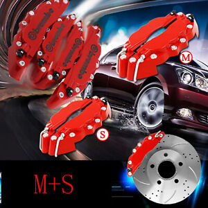 Brake Caliper Cover High Quality Metal F r Fit For Mercedes benz C280 E350