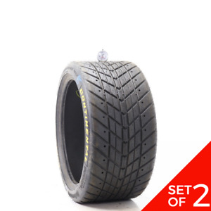 Set Of 2 Used 275 35r18 Continental Extremecontact Wet 1n a 7 5 32