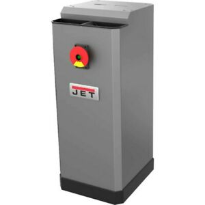 Et Jdcs 505 Metal Dust Collector Stand 1 2 Hp 115v 1ph 20a