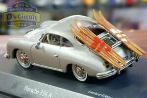 Out Of Print 750 Units Limited Edition Schuco 450269000 1 43 Porsche 356a Water