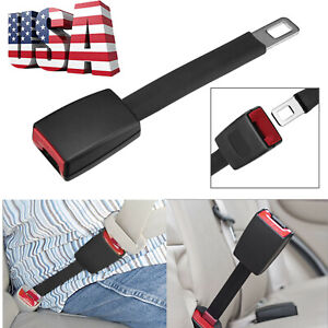 Universal Car Vehicle Safety Seat Belt Extender Seatbelt Strap Buckle Us Seller