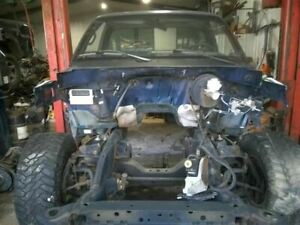 Power Brake Booster With P265 75r16 Tires Fits 00 01 Dodge 1500 Pickup 95979