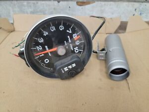 Autometer 3900 Sport Comp Monster Tachometer With Shift Light