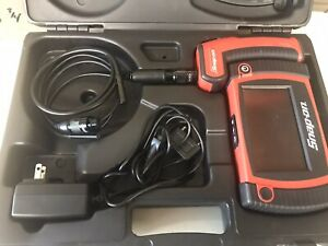 Snap On Bk 8000 Dual Camera Wireless Borescope With Two Camera Probes