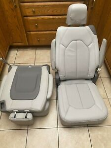 Leather Alloy Bucket Seats Oem Stow Go 2018 2021 Pacifica hotrod sprinter van
