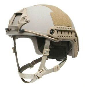 Ops Core FAST High Cut Ballistic Helmet S M Urban Tan $975.00