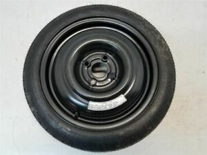 Wheel 4 Lug Coupe 15x4 Compact Spare With Tire Fits 01 05 Honda Civic Oem