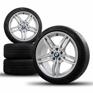 Bmw 19 Inch 5 Series F11 Touring Rims Styling M351 Summer Wheels Summer Tires