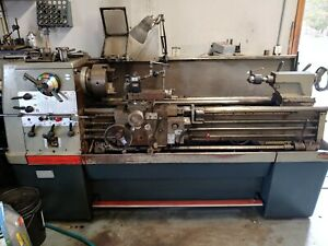 Clausing Colchester 15 Lathe 8000 Series