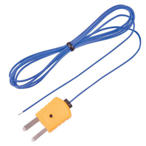 Type K Beaded Thermocouple Wire Probe