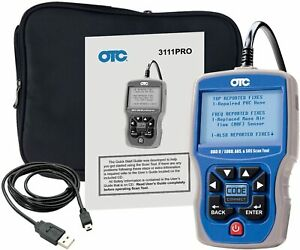 New Otc 3111 Obd Ii Can And Abs Scan Tool