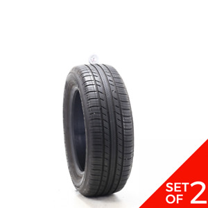 Set Of 2 Used 205 60r16 Michelin Premier As 92h 7 7 5 32