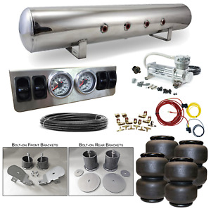 65 70 Impala Airbag Kit Stage 1 1 4 Manual Control 4 Path Air Ride System