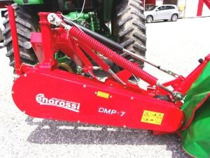 New Enrossi Dm5 6 9 Disc Mower Free 1000 Mile Delivery From Kentucky