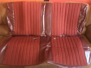 1981 1987 Chevy Gmc C10 Houndstooth Bench Seat Cover 73 87