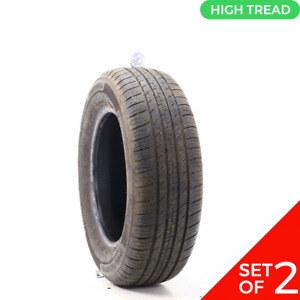 Set Of 2 Used 215 65r16 Primewell Valera Touring Ii 98h 9 32
